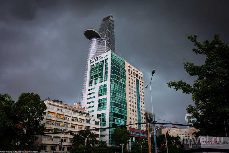 Хошимин - крупнейший город Вьетнама / Вьетнам