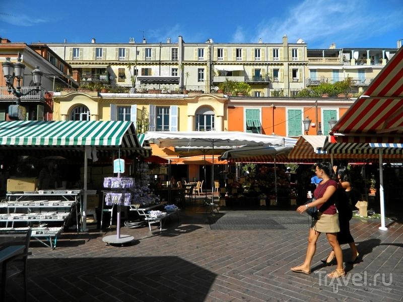 Ницца, старый город / Франция