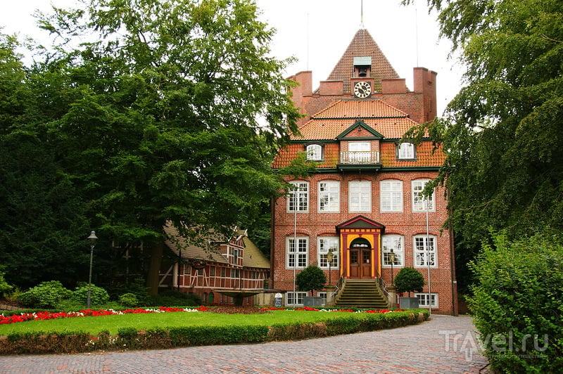 Замок Ritzebuettel / Германия