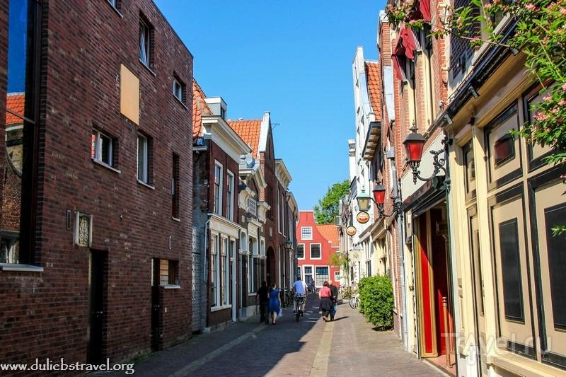 Средневековый Харлем / Нидерланды