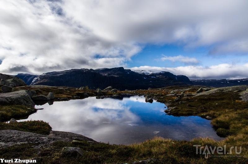 Вдоль северных морей. История одного похода / Норвегия