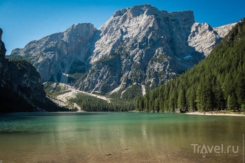 Италия. Озеро Брайс / Италия