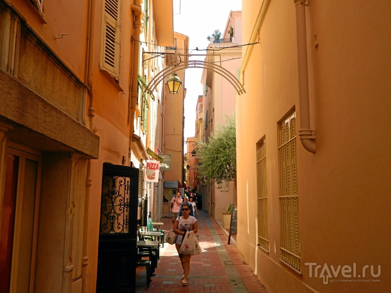 Монако-Вилль / Фото из Монако