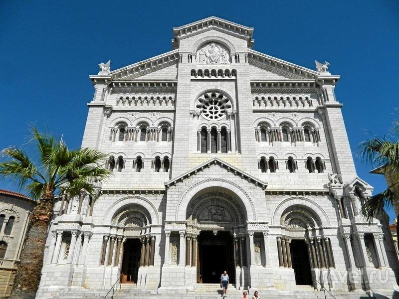 Кафедральный собор Монако / Фото из Монако