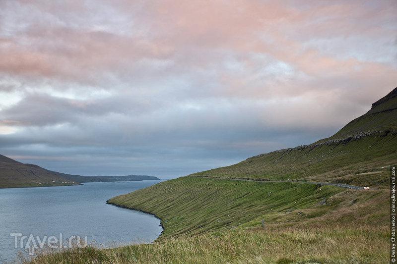 На Фарерских островах / Фото с Фарерских островов