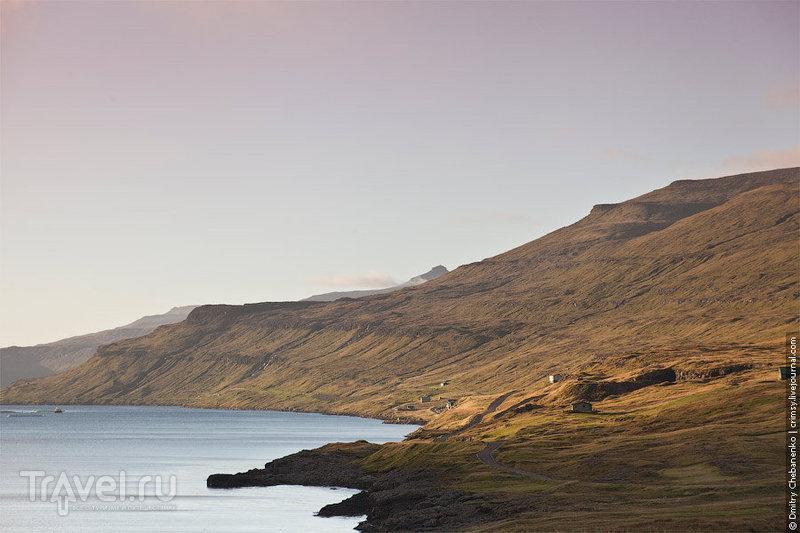 Фарерские острова в сентябре / Фото с Фарерских островов