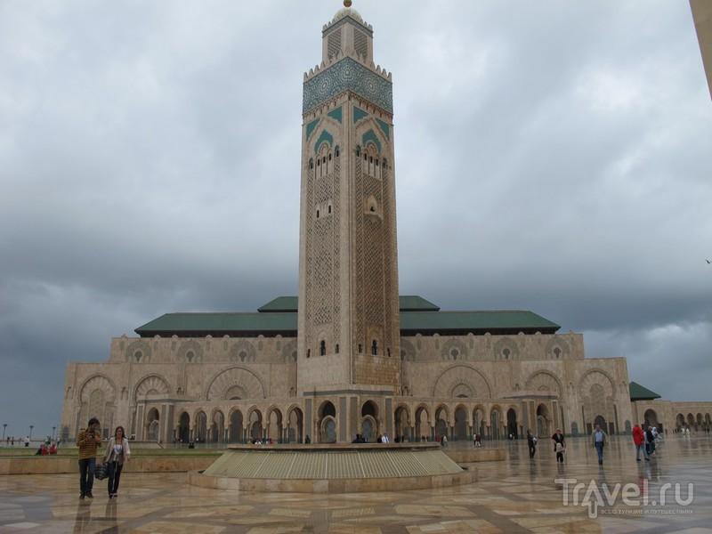 Касабланка, Марокко - один день круиза / Марокко