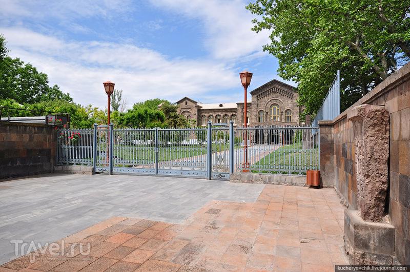 Резиденция Католикоса Всех Армян / Армения
