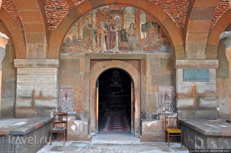 Церковь святой Гаяне / Армения