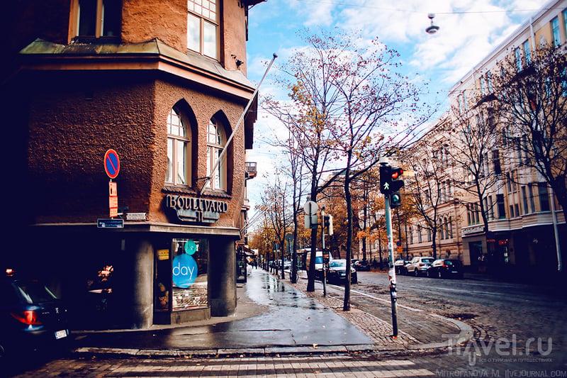 Прогулка по Хельсинки / Фото из Финляндии