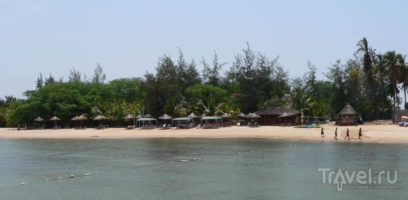 Туристический бизнес Анголы / Ангола