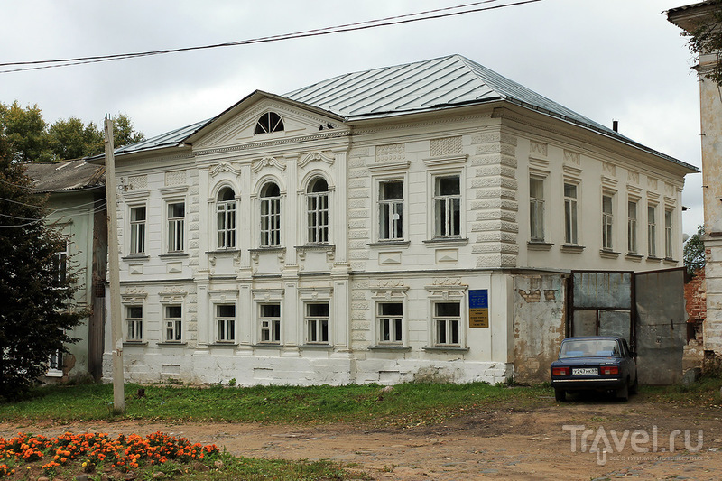 В городе Калязин, Россия / Фото из России