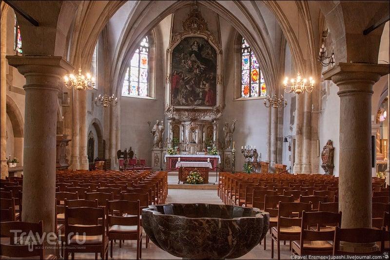 St. Michael's Church - церковь Святого Михаеля в Люксембурге / Фото из Люксембурга