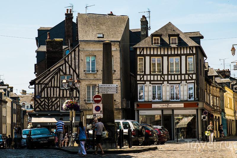 Онфлер / Фото из Франции