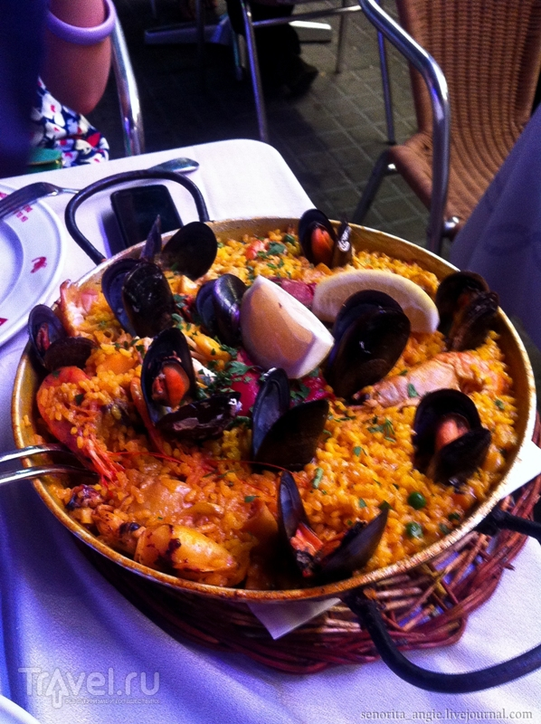 Вкусный испанский пост / Испания