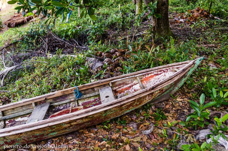 Удивительные места Доминиканы / Доминикана