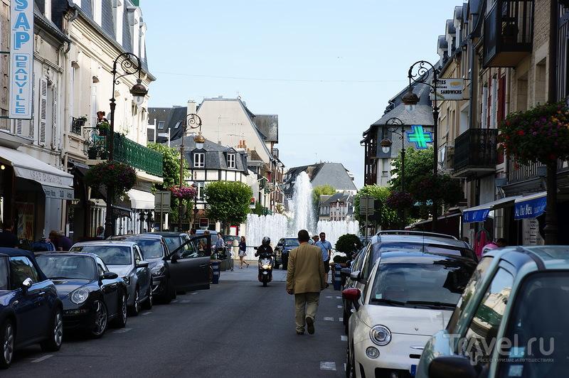 В Довиле, Франция / Фото из Франции