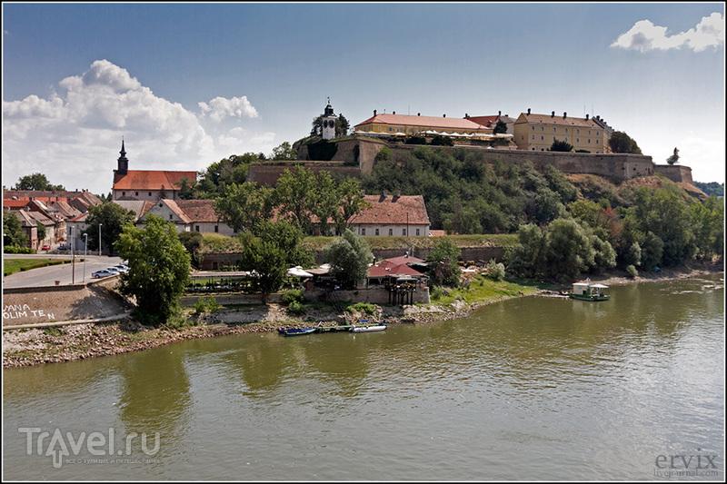 В городе Петроварадин, Сербия / Фото из Сербии