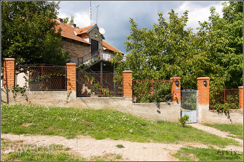 В селе Чортановцы, Сербия / Фото из Сербии