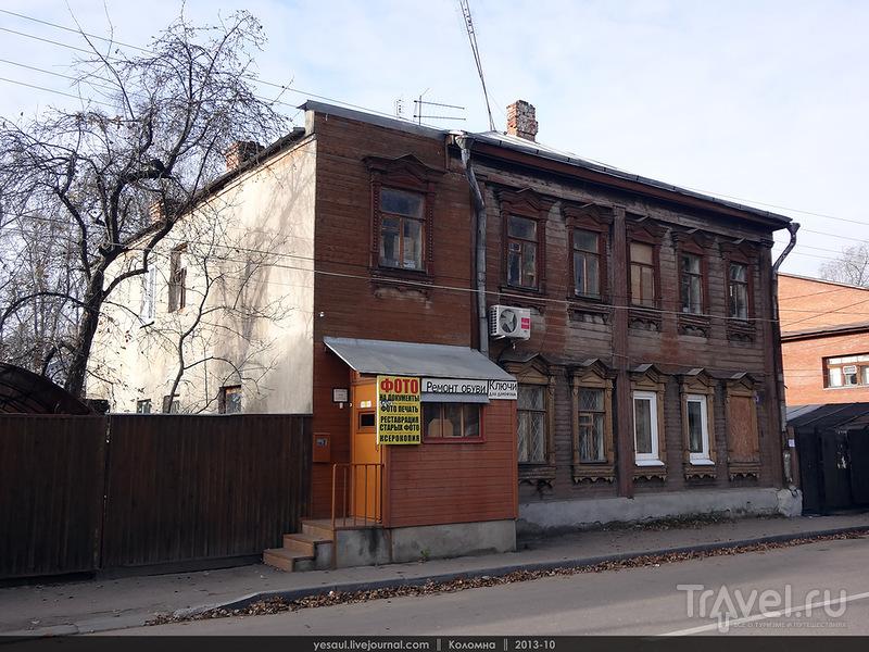 В городе Коломна, Россия / Фото из России