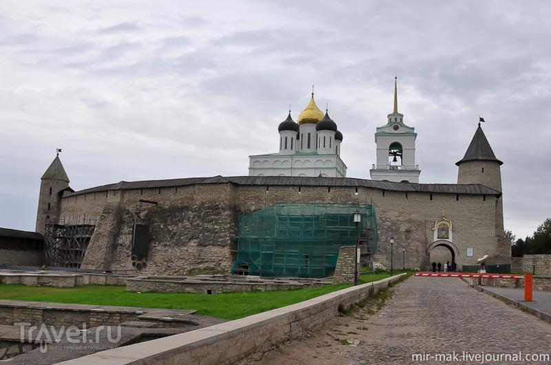 Псковский кремль, Россия / Фото из России