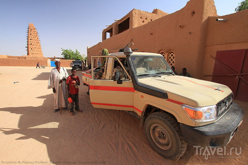 В Нигере / Фото из Нигера