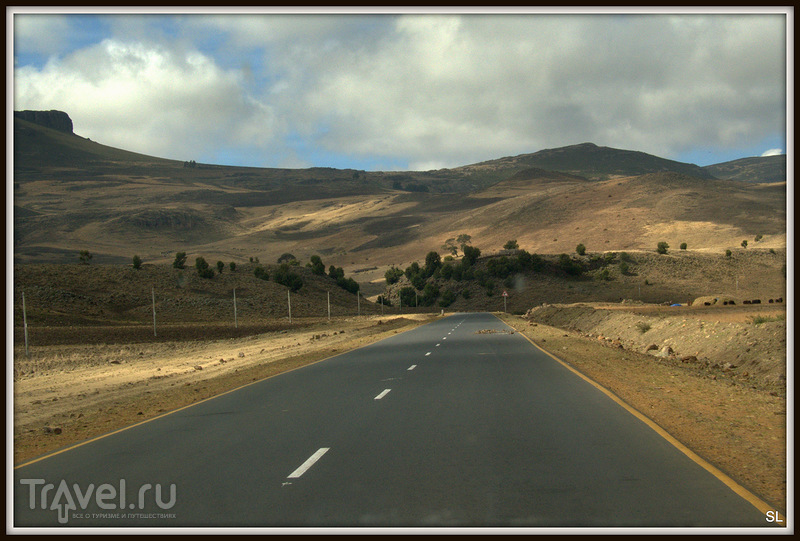 Goba - Наwassa / Фото из Эфиопии