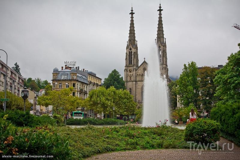 Баден-Баден - город понтов / Германия