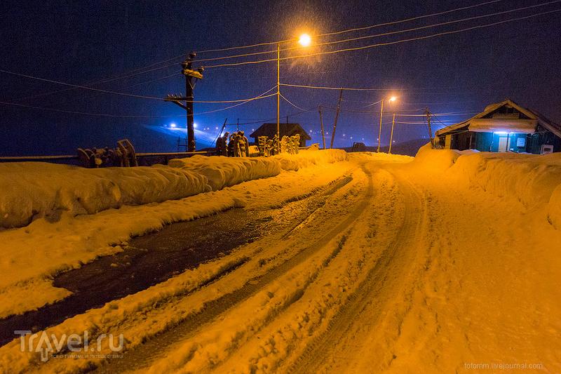 Гульмарг. Ночной снегопад и каталка в Бабареши / Фото из Индии