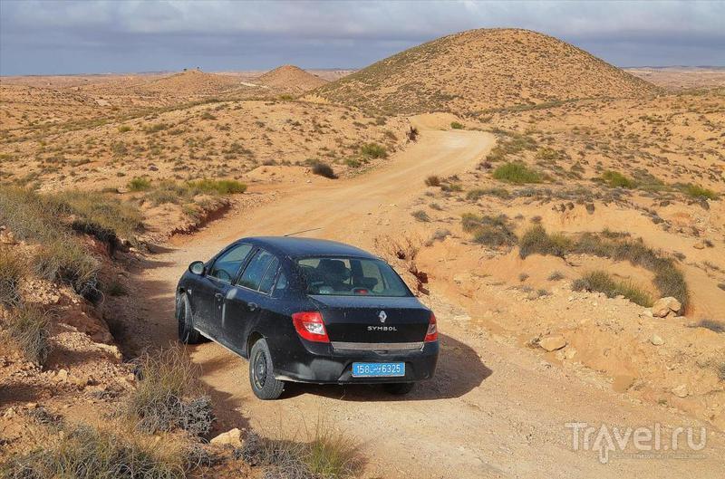 Вождение в Тунисе / Тунис