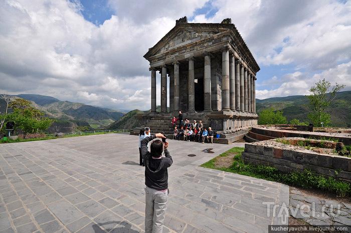 Храм Гарни / Армения