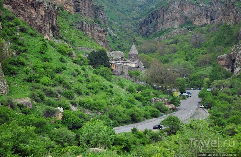 Мужской монастырь Гехард / Армения