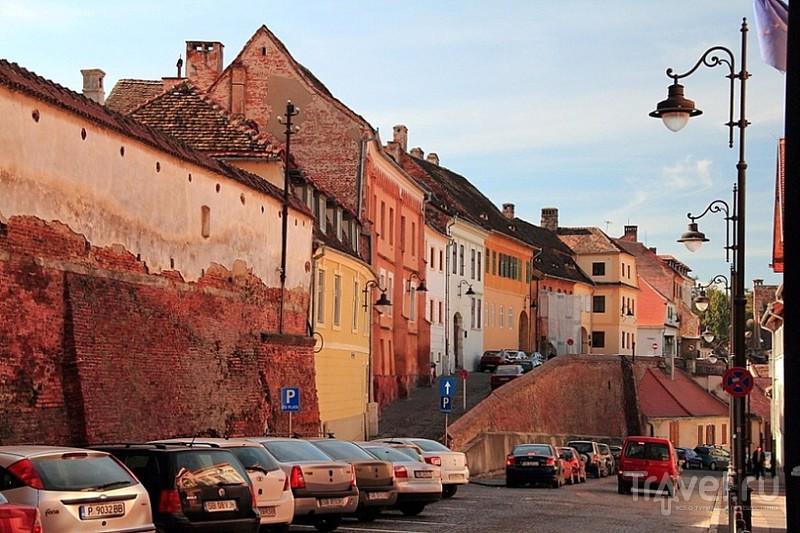 Трансильвания - ее жемчужина Сибиу / Фото из Румынии