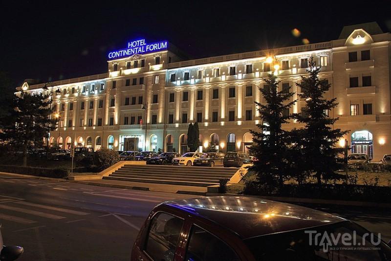 Hotel Ibis в Сибиу, Румыния / Фото из Румынии