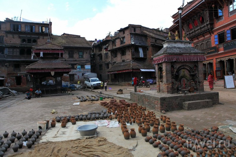 Непальский калейдоскоп. Бхактапур / Непал