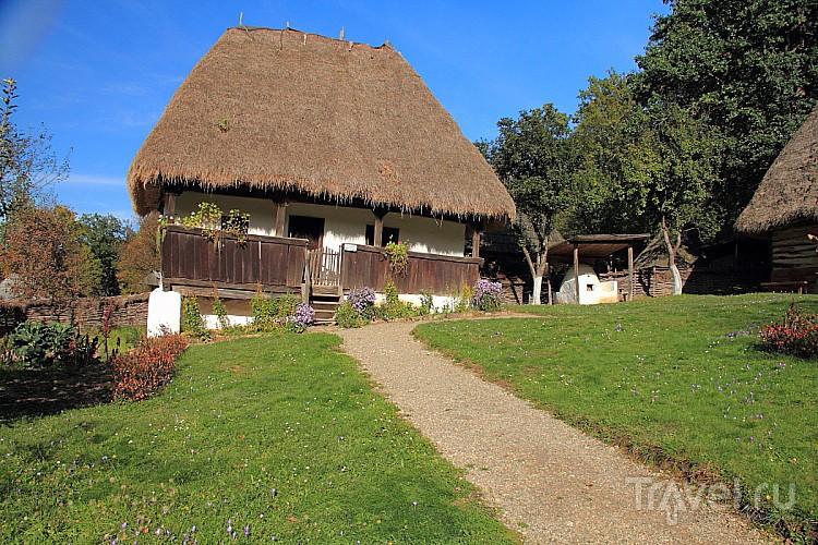 Сибиу. ASTRA - комплексный музей национальной культуры и традиций / Румыния