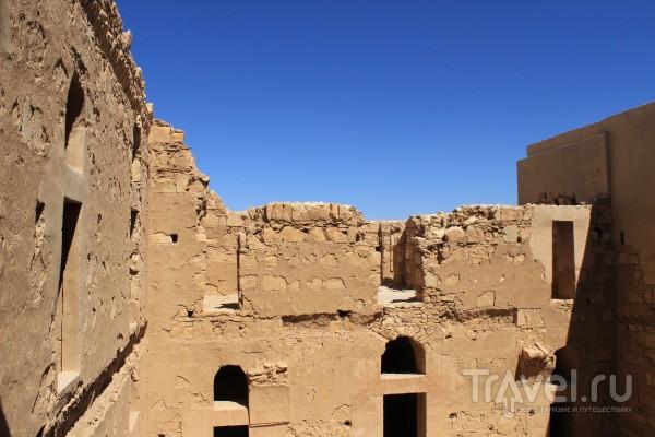 Иордания. Замки пустыни / Иордания