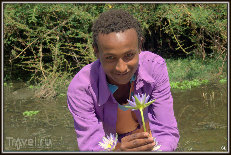 Наwasa - Metahara / Фото из Эфиопии