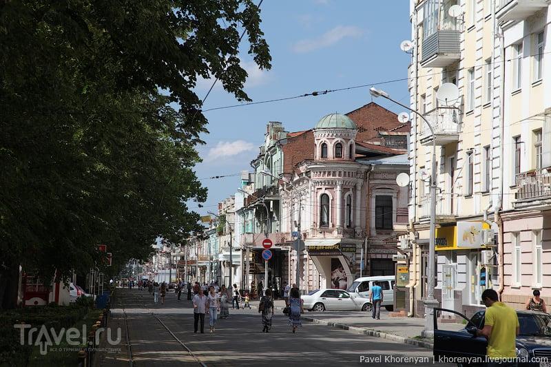Проспект Мира во Владикавказе, Россия / Фото из России