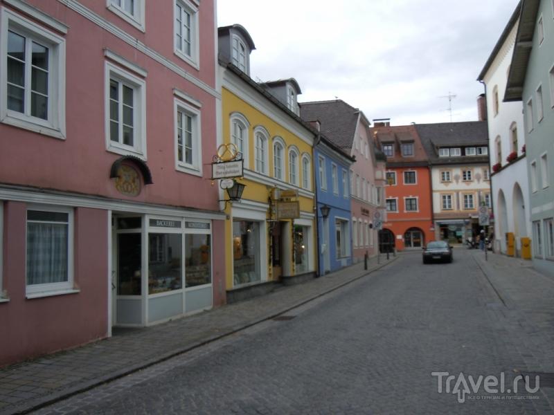 Поездка в Мурнау, город абстрактного искусства / Германия