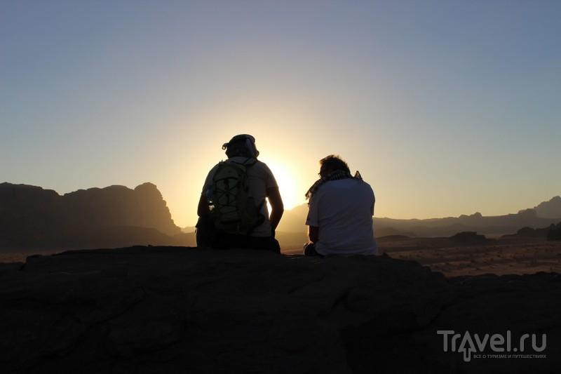 Вади Рам. Марсианская пустыня / Иордания