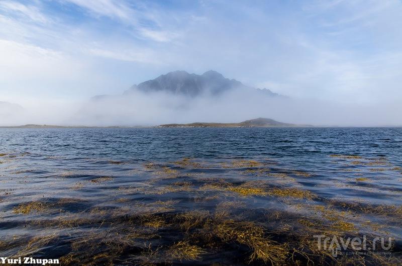 На Лофотенских островах, Норвегия / Фото из Норвегии