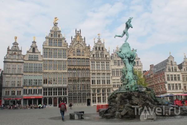 6 городов Бельгии и Нидерландов за 5 дней / Бельгия