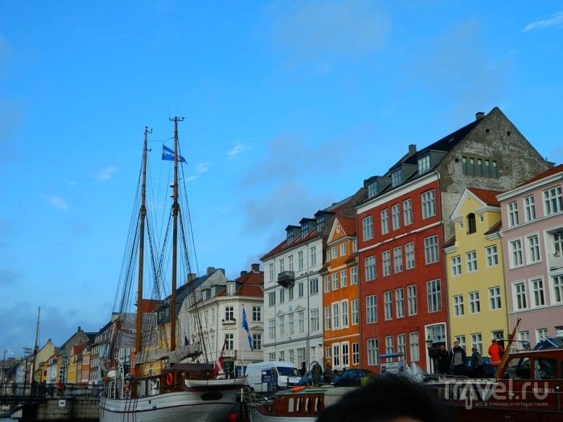 В Копенгагене, Дания / Фото из Дании