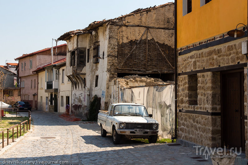 Греция: город Эдесса / Греция
