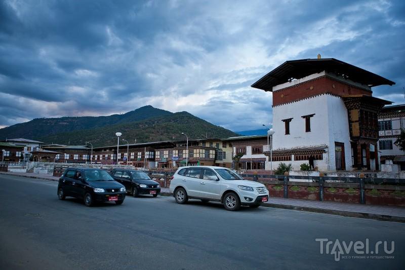Бутан. Долина Паро / Фото из Бутана
