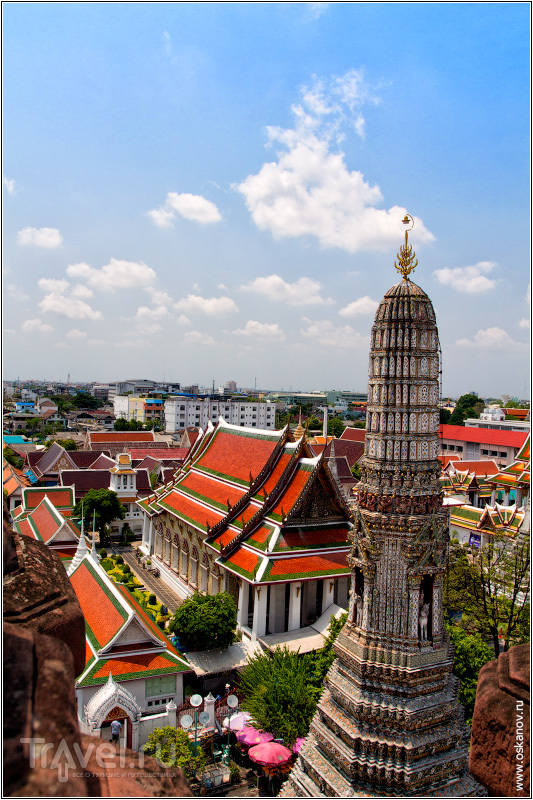 Малый пранг / Таиланд