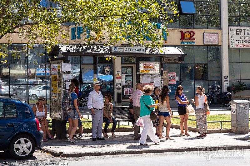 Салоники: прогулки по улицам / Греция