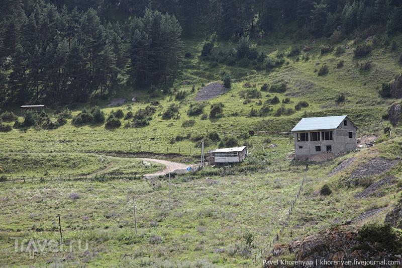 Северная Осетия. Цамад - Дагом - Урсдон / Фото из России