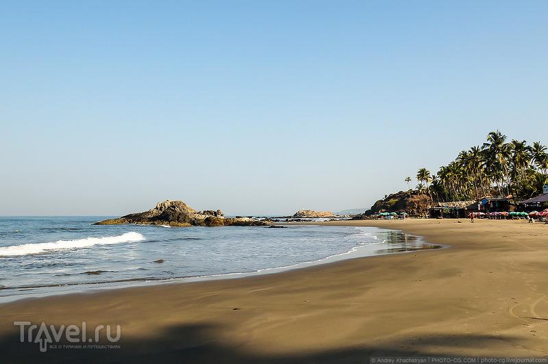 Пляж Вагатор, Индия / Фото из Индии